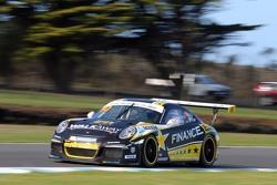 David Russell, James Koundouris, Porsche 911 GT3 Cup