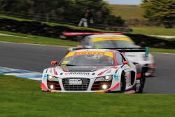 Steven McLaughlan, Steven Johnson, Audi R8 Ultra