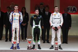 Richie Stanaway, Status Grand Prix, Raffaele Marciello, Trident & Sergey Sirotkin, Rapax