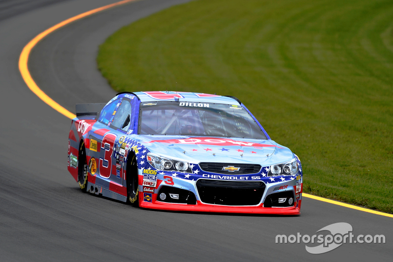 photo of Austin Dillon Chevrolette - car