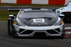 #88 Reiter Engineering Lamborghini Gallardo LP560-4 R-EX: Albert von Thurn und Taxis, Peter Kox