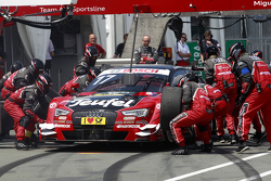 Pitstop, Miguel Molina, Audi Sport Team Abt Audi RS 5 DTM