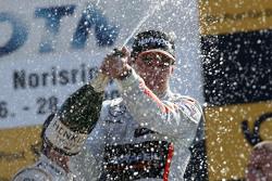 Podium, Robert Wickens, HWA AG Mercedes-AMG C63 DTM