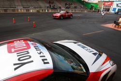 Motorkhana at the 2015 Nissan GT Academy Finals Australia
