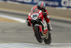 Leandro Mercado, Barni Racing Team Ducati