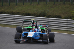 Ralph Boschung, Jenzer Motorsport leads Alex Fontana, Status Grand Prix
