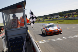 Winner: Dan Cammish, Redline Racing