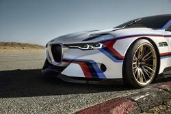 BMW 3.0 CSL Hommage R presentation