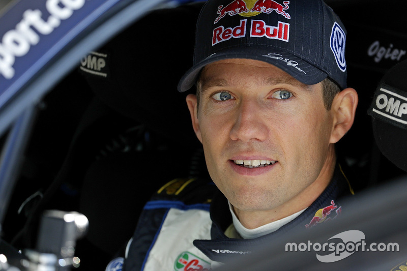 Sébastien Ogier earned a  million dollar salary - leaving the net worth at 0.8 million in 2018