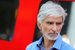 Damon Hill, Sky Sports Presentator