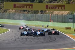 Ralph Boschung, Jenzer Motorsport andPal Varhaug, Jenzer Motorsport & Artur Janosz, Trident