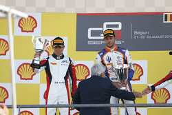 Second place Esteban Ocon, ART Grand Prix