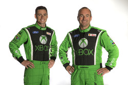 Scott Pye and Marcos Ambrose