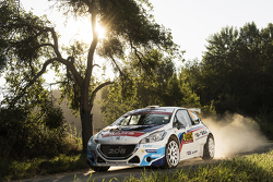 Craig Breen and Scott Martin, Peugeot 208 T16 R5