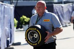 Engenheiro da Pirelli