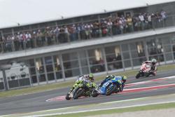 Aleix Espargaro, Team Suzuki MotoGP and Pol Espargaro, Tech 3 Yamaha