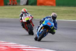 Maverick Viñales, Team Suzuki MotoGP and Alvaro Bautista, Aprilia Racing Team Gresini