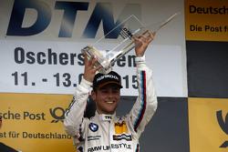 Podium: 1st Tom Blomqvist, BMW Team RBM BMW M4 DTM