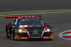 #2 Belgian Audi Club Team WRT Audi R8 LMS: Stéphane Richelmi, Stéphane Ortelli, Frank Stippler