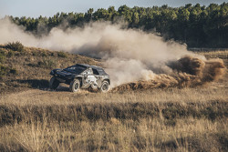 Stephane Peterhansel and Jean-Paul Cottret, Peugeot 2008 DKR16
