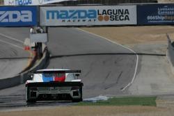 #59 Brumos Porsche Kendall Porsche Riley: Hurley Haywood, JC France
