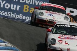 #25 Fiorano C-MAX Racing Porsche 997: Dave Riddle, Kris Wilson