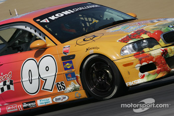 #09 Automatic Racing BMW M3: Jep Thornton, Jeff Segal