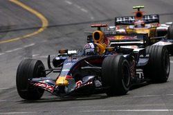 David Coulthard, Red Bull Racing, Heikki Kovalainen, Renault F1 Team