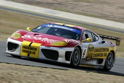 Allan Simonsen (Ferrari 360 GT)