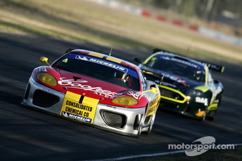 Allan Simonsen (Ferrari 360 GT)