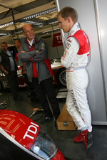 Dr. Wolfgang Ullrich and Mattias Ekstrm