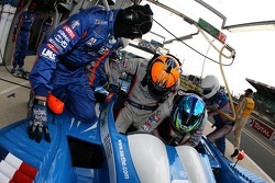 Drivers change for Harold Primat and Christophe Tinseau