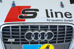 Detail of an Audi A3
