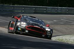 #7 Phoenix Racing Aston Martin DBRS9: Klaus Ludwig, Marcel Fässler, Sascha Bert, Robert Lechner