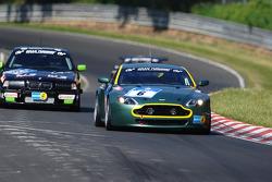#6 Phoenix Racing Aston Martin V8 Vantage: Arnold Herreman, Kurt Dujaroyn, Anton Gonnissen, Jean-Paul Herreman