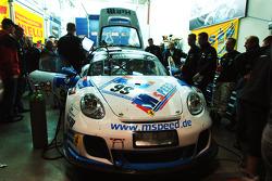 #99 Porsche Cayman RS: Stefan Beil, Norbert Fischer, Daniel Zils, Pierre Kaffer