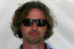 Eddie Irvine, former Formula One driver