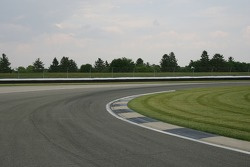 Indianapolis Motor Speedway track walk