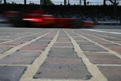 Feature at Start / Finish Line, Kimi Raikkonen, Scuderia Ferrari, F2007