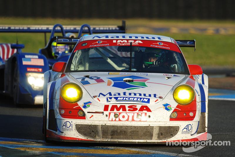 #76 IMSA Performance Matmut Porsche 997 GT3-RSR: Raymond Narac, Richard Lietz, Patrick Long