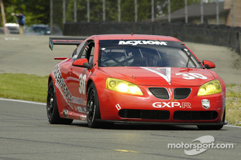 #30 Racers Edge Motorsports Pontiac GXP.R: James Gue, Mark Pavan