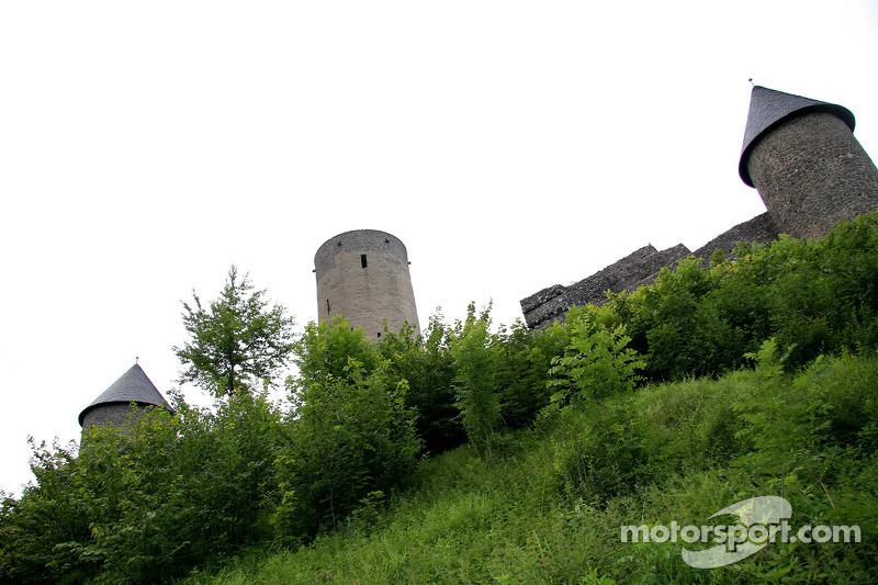 The Nürburg castle