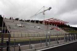 New main grand stand