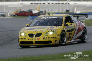 #07 Banner Racing Pontiac GXP.R: Paul Edwards, Kelly Collins