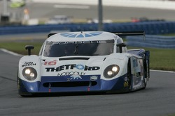 #16 Howard Motorsports Porsche Crawford: Chris Dyson, Rob Dyson