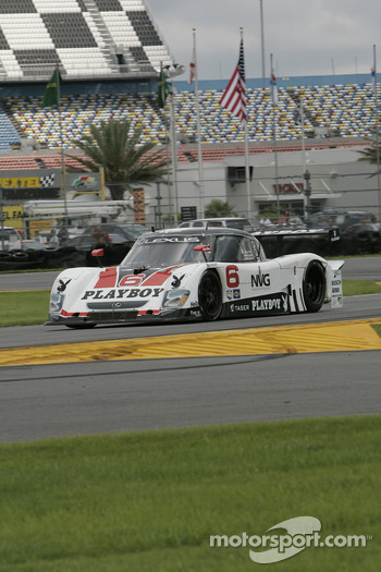 #6 Michael Shank Racing Lexus Riley: John Pew, Ian James