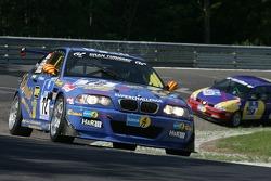 #72 MSC Ruhr Blitz BMW E46: Willi Obermann, Ivano Giuliani, Roberto Ragatzi, Jani Biawa