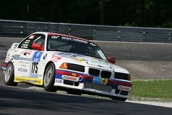 #175 MSC Wahlscheid e.V. i. ADAC BMW 318 is - E36: Rolf Derscheid, Michael Flehmer, Werner Schlehecker, Marco Wolf