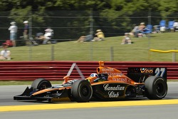 Dario Franchitti - Canadian Club