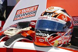 Helmet of Dan Weldon